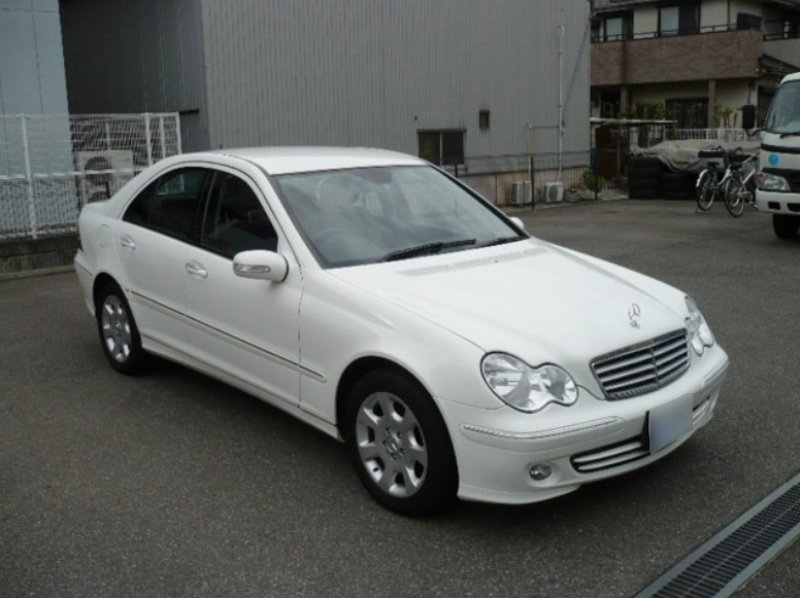 mercedes benz c200 compressor 2006 for sale