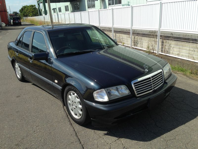 Mercedes benz c class c200 1999 used for sale for Mercedes benz c class 1999 for sale