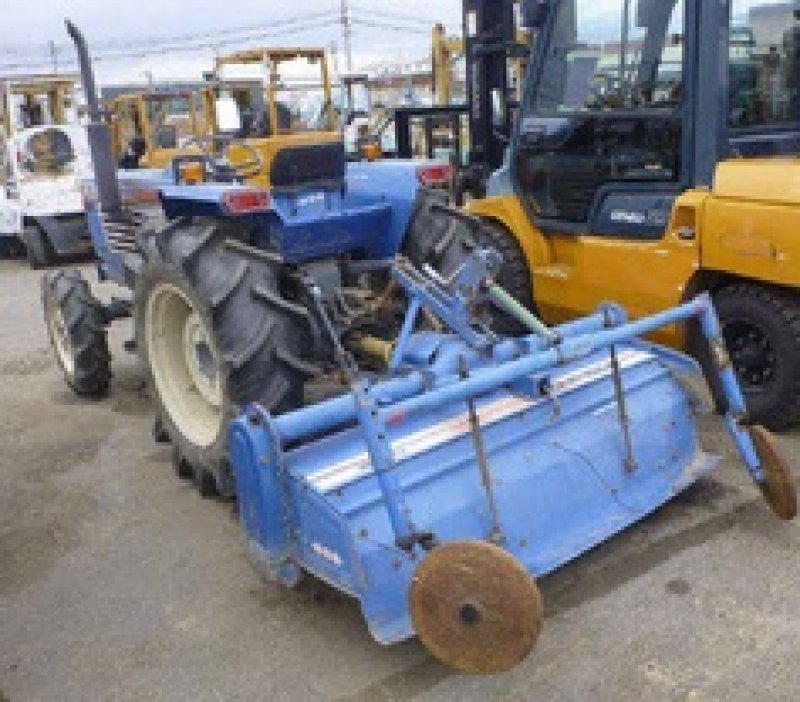 Iseki Tractor Salvage : Iseki tractor tl n a used for sale