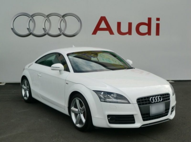 audi tt 2 0 tfsi 2009 used for sale. Black Bedroom Furniture Sets. Home Design Ideas