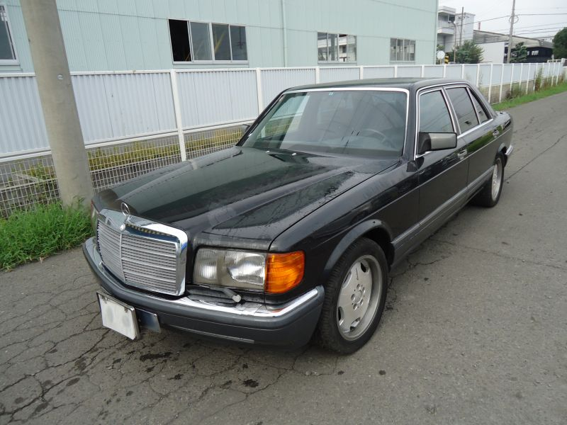 mercedes benz 560sel 1990 used for sale
