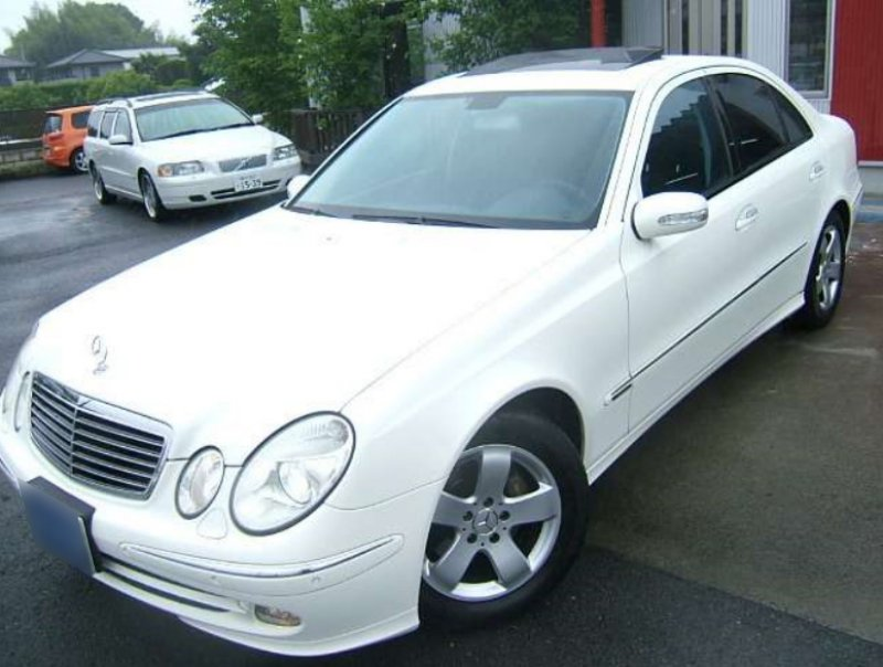Mercedes benz e350 avantgarde 2005 used for sale for Mercedes benz partners