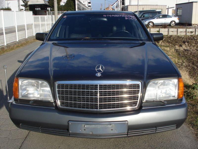 Mercedes Benz 600sel 1991 Used For Sale
