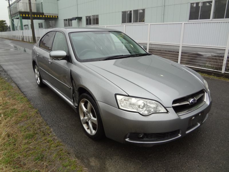 subaru legacy b4 3 0r 2006 used for sale. Black Bedroom Furniture Sets. Home Design Ideas