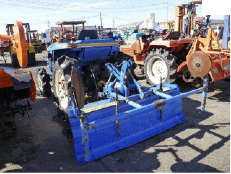 Iseki Tractor Salvage : Iseki tractor tu f n a used for sale