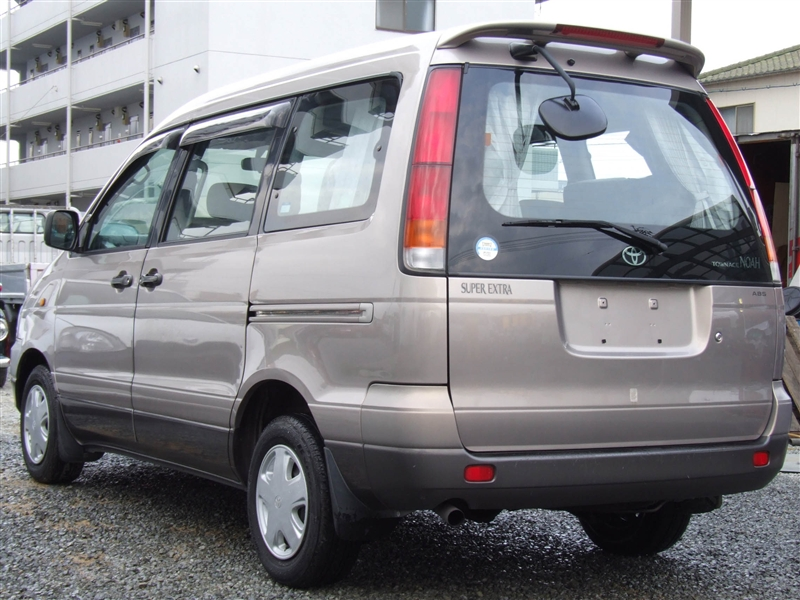 Toyota Townace Noah Super Ex 1996 Used For Sale