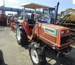 Used Tractors for sale - Japan Partner