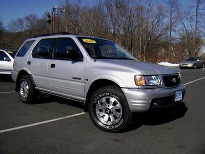 Used Cars For Sale In Winnipeg >> Honda Passport , 2002, used for sale
