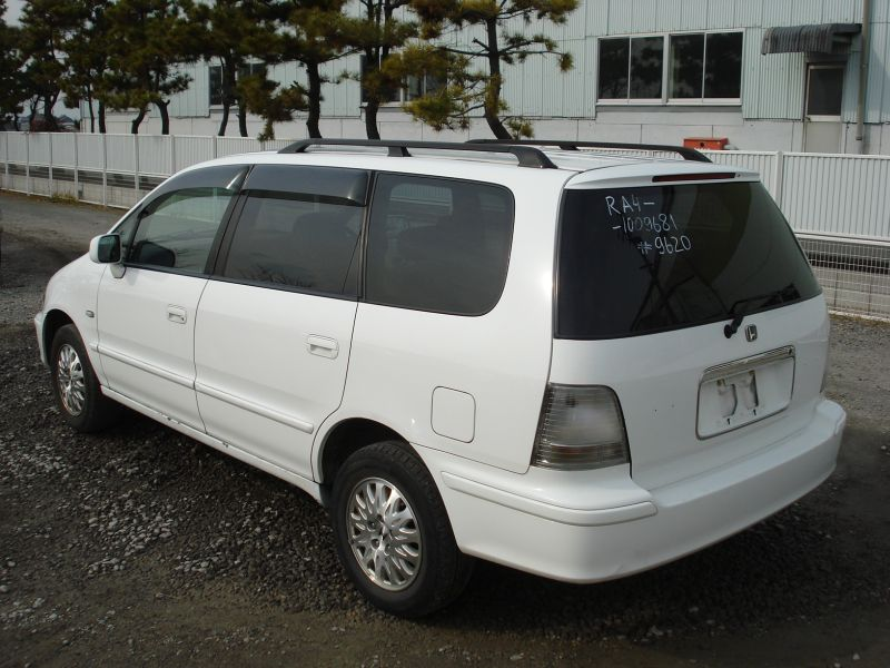 honda odyssey 4wd 1998 used for sale. Black Bedroom Furniture Sets. Home Design Ideas