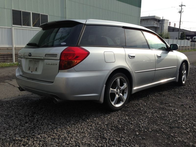 subaru legacy touring wagon 3 0r 2003 used for sale. Black Bedroom Furniture Sets. Home Design Ideas