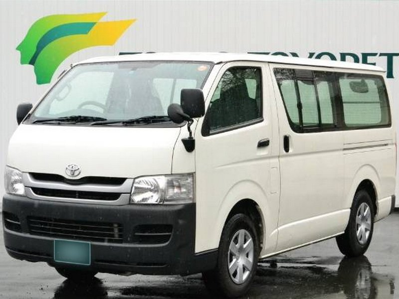 New Used 2004 Toyota HIACE VAN For Sale In Japan 13349  Avon Group Ltd