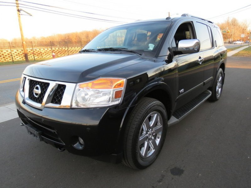 nissan armada 2009 used for sale. Black Bedroom Furniture Sets. Home Design Ideas
