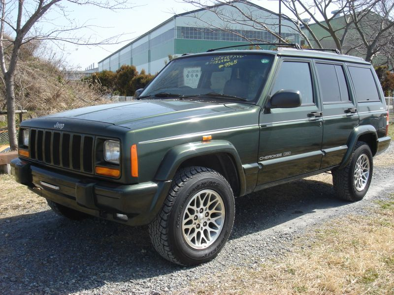 jeep cherokee limited 1997 used for sale. Black Bedroom Furniture Sets. Home Design Ideas