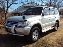 Toyota LAND CRUISER PRADO TX LTD 4WD
