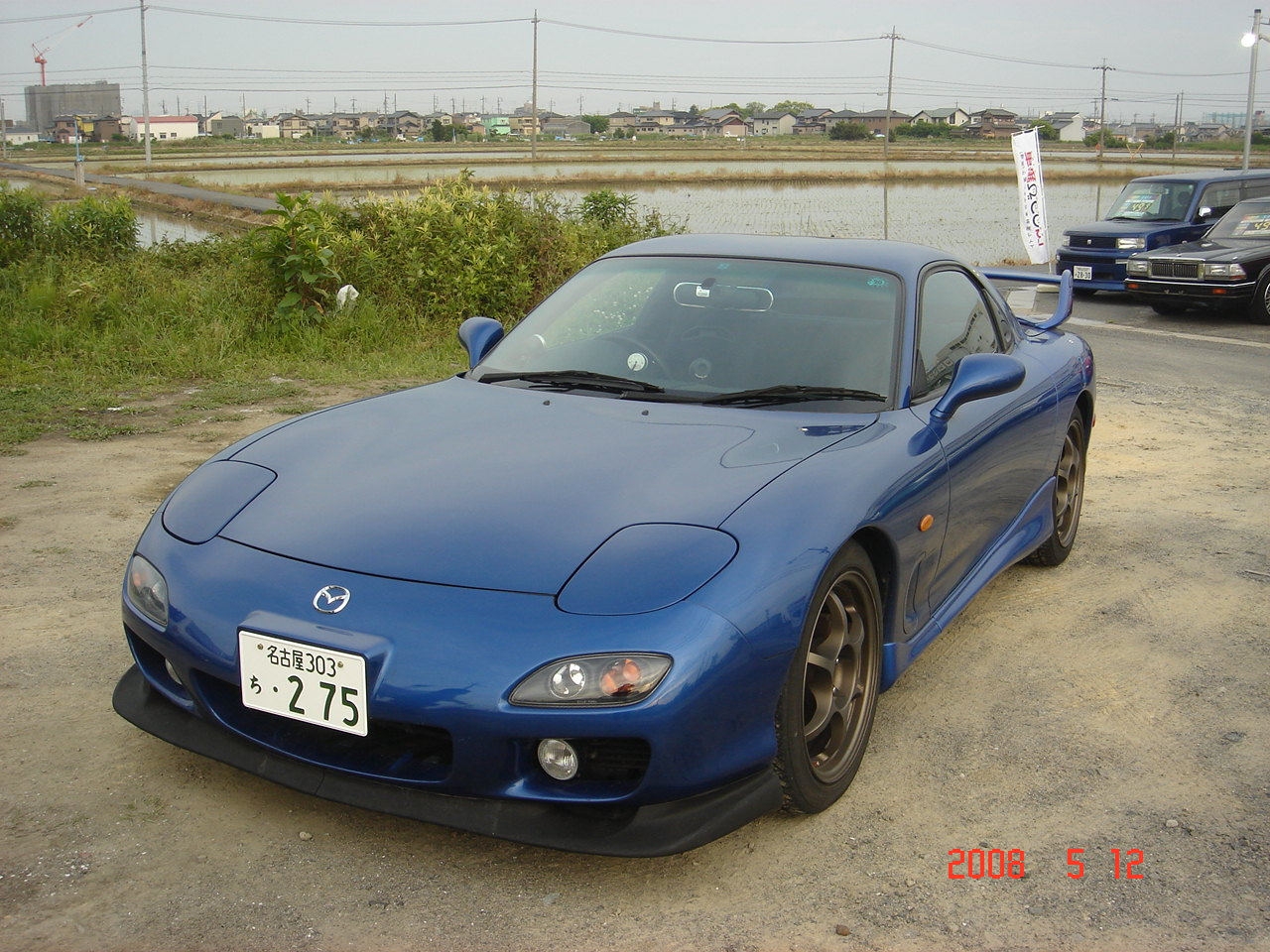 mazda rx 7 2002 used for sale. Black Bedroom Furniture Sets. Home Design Ideas