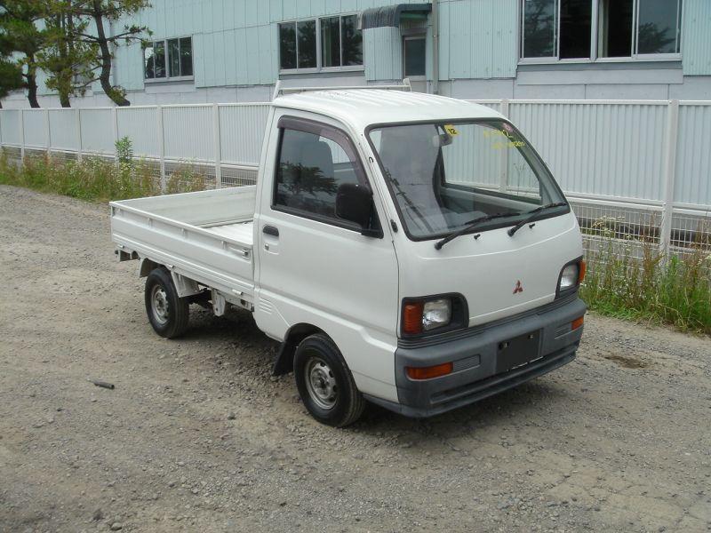 mitsubishi minicab truck 1990 used for sale. Black Bedroom Furniture Sets. Home Design Ideas