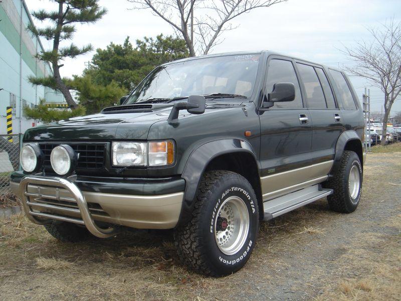 Isuzu Bighorn 31 Diesel 1994 Used For Sale Trooper