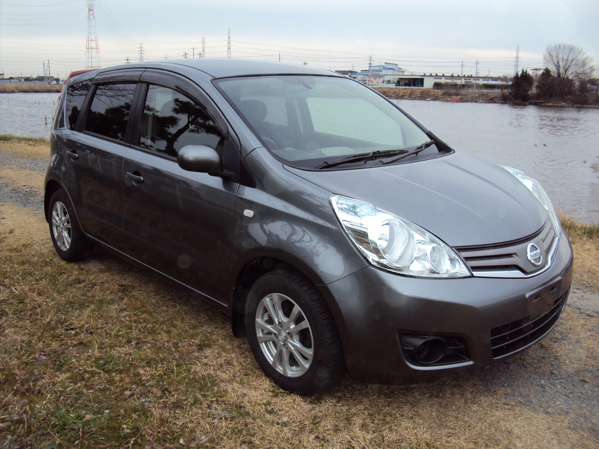 nissan note 2006 used for sale. Black Bedroom Furniture Sets. Home Design Ideas