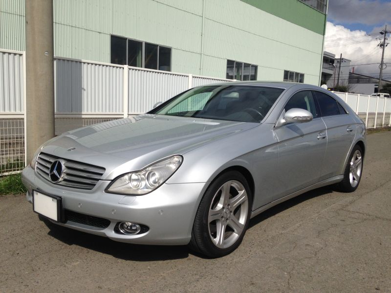Mercedes benz cls350 2006 used for sale for Mercedes benz partners