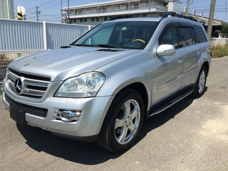 Mercedes benz gl class gl550 2007 used for sale for Mercedes benz gl550 for sale