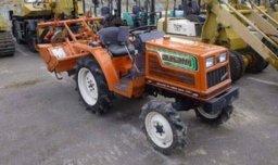 HINOMOTO Tractor used car