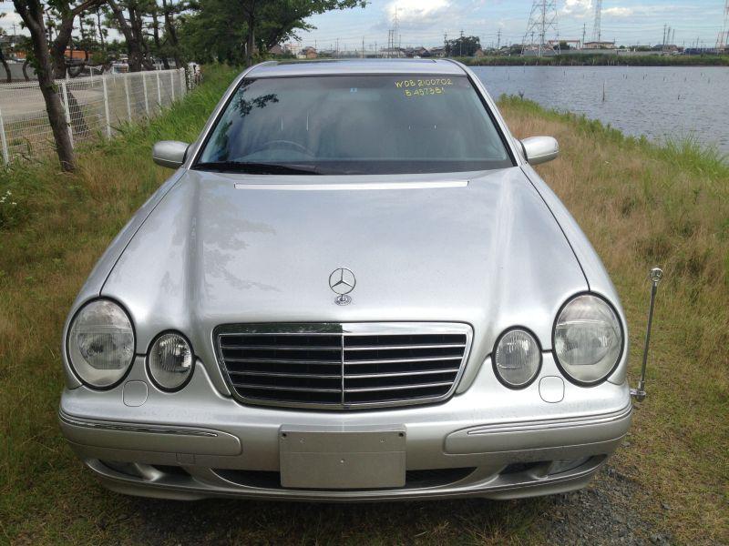 Mercedes benz e430 avantgarde 2002 used for sale for 2002 mercedes benz e430
