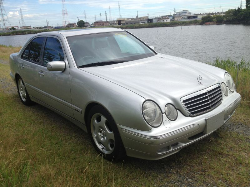 Mercedes benz e430 avantgarde 2002 used for sale for Mercedes benz e430 for sale