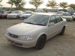 Toyota Corolla XE SALOON LTD