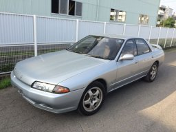 Nissan Skyline R32 high mileage, cheap