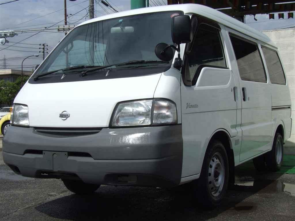 Nissan Vanette Van Cd 2003 Used For Sale
