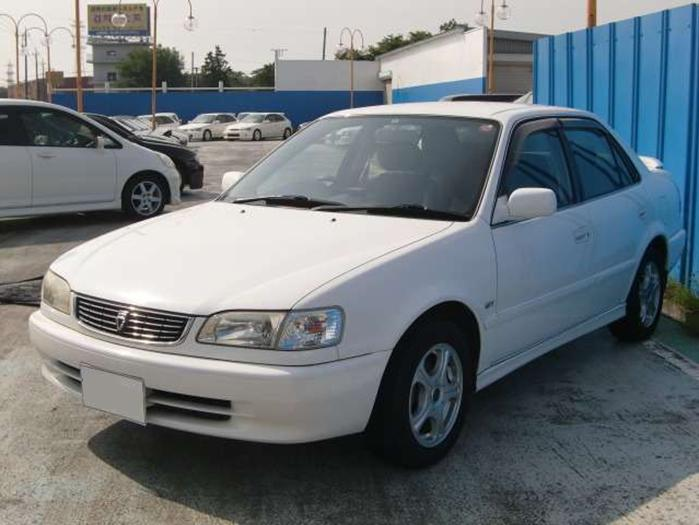 Toyota Corolla Gt 1998 Used For Sale