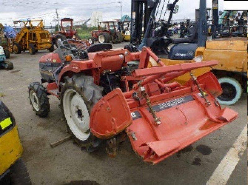Mitsubishi Tractor Parts : Mitsubishi tractor mt n a used for sale