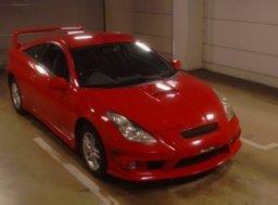 Toyota Celica used car