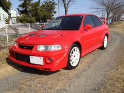 Used Mitsubishi Lancer GSR Evolution