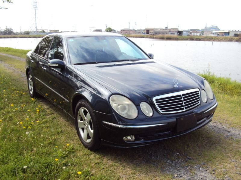 mercedes benz e320 avantgarde 2003 used for sale. Black Bedroom Furniture Sets. Home Design Ideas