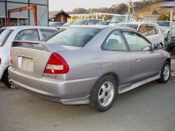Mitsubishi MIRAGE ASTI Z, 1996, damaged for sale