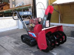 Used Yanase Snowplow