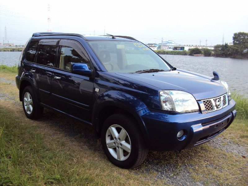 nissan x trail 2005 used for sale. Black Bedroom Furniture Sets. Home Design Ideas