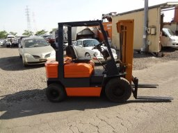 Used Toyota 2.5ton Forklift