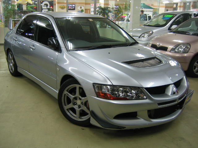 mitsubishi lancer evolution evolution 8 2003 used for sale. Black Bedroom Furniture Sets. Home Design Ideas