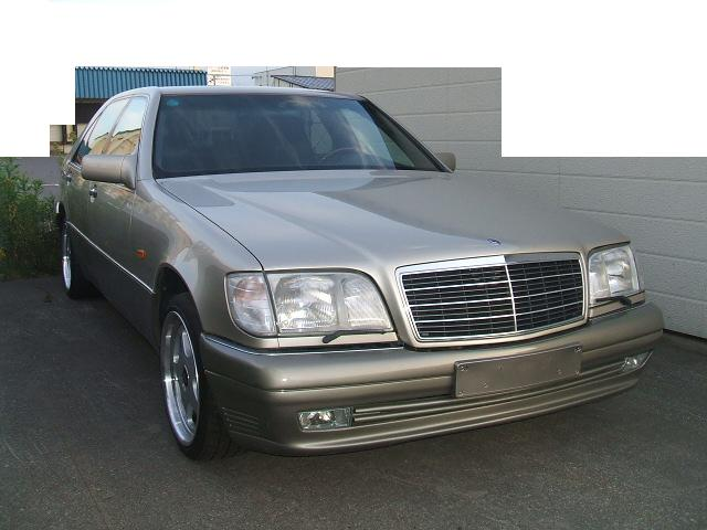 Mercedes Benz 600sel 600sel 1992 Used For Sale