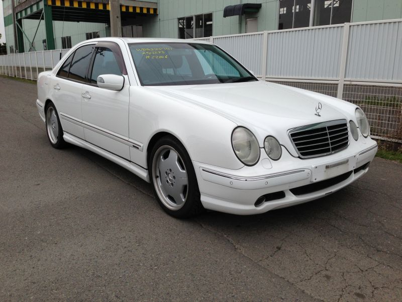 Mercedes Benz Amg E55 1999 Used For Sale