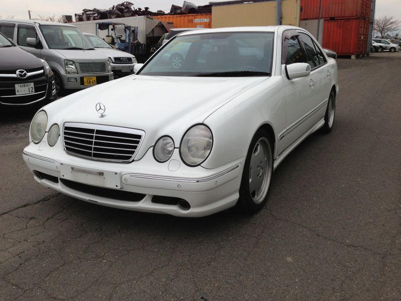 Mercedes benz amg e55 1999 used for sale for 1999 mercedes benz e55 amg