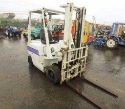 Sold Used Nissan Forklift