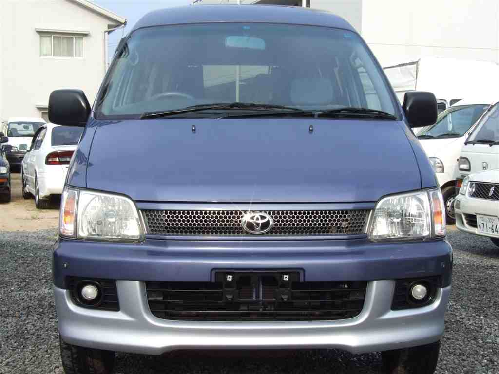 Ace Auto Salvage >> Toyota Lite Ace Noah V, 1998, used for sale