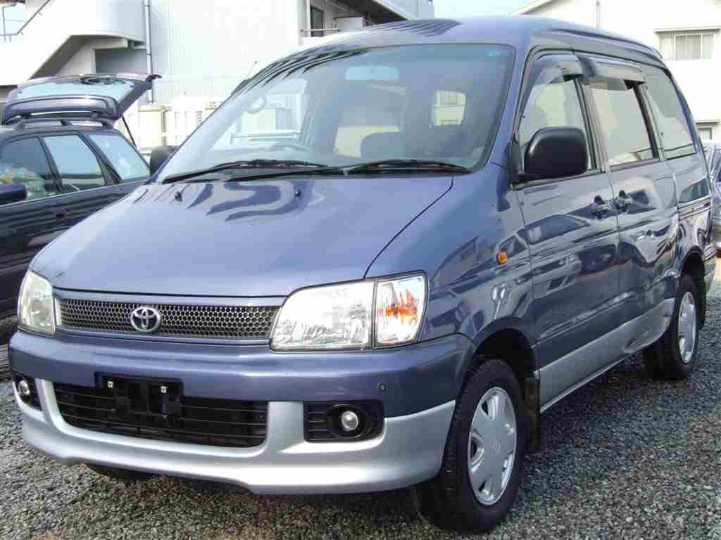 Ace Auto Salvage >> Toyota Lite Ace Noah V, 1998, used for sale