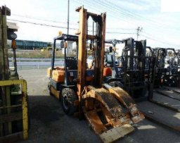 Used Toyota 2.5ton Fork Lift
