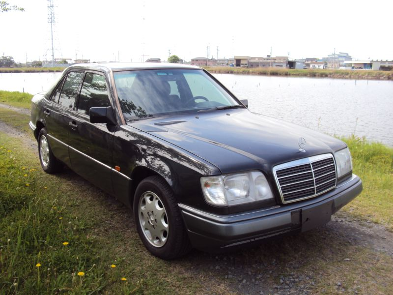 Mercedes benz 320e 1994 used for sale for Mercedes benz usa price list