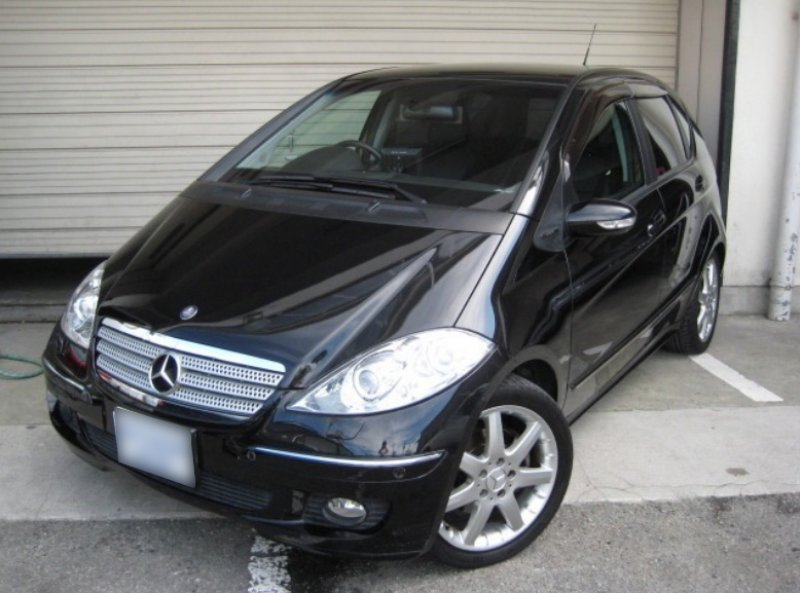 Mercedes benz a200 2005 used for sale for Mercedes benz a200