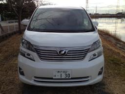 Toyota VELLFIRE 2.4V